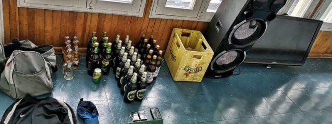 Carabineros detuvo a los ladrones de salón de billar en Porvenir