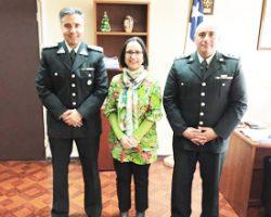 Gobernadora de Tierra del Fuego conoció anteproyecto de la Cárcel de Porvenir