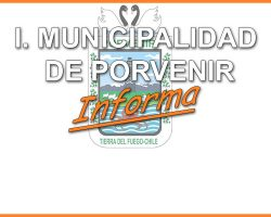 Municipalidad de Porvenir emite comunicado público con respecto a la denuncia de Doña Teresa Nancuante