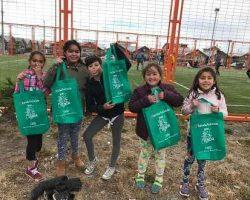 Jornada recreativa y de prevención reunió a niños y niñas de Porvenir