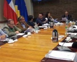 Consejeros regionales de Porvenir Andrés López, Manuel Loncon y de Punta Arenas Emilio Boccazzi, votan en contra de proyecto de Natales y Torres del Paine