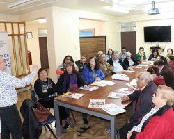 Dirigentes sociales de Porvenir participaron en el lanzamiento de Fondo de Fortalecimiento de Organizaciones de Interés Público