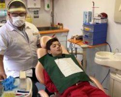 Se inauguró en Porvenir una moderna clínica dental móvil
