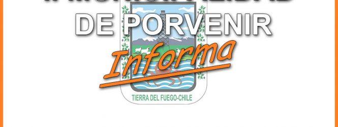 Aclaración alcaldesa de Porvenir por publicación en diario regional