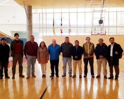 Concejales de Porvenir se reunieron con integrantes de la Comisión de Deportes del Consejo Regional de Magallanes