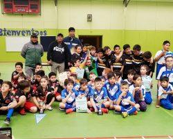 """1er torneo de futsal internacional infantil organizado por el club dep. """"Chicos del barrio"""""""