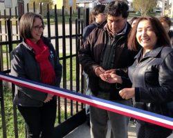 Municipio de Porvenir reinauguró dos sedes vecinales en la comuna