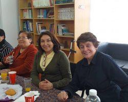 El Viernes 05 de Abril, se realizó primera Mateada Literaria junto a un bello grupo de personas mayores.