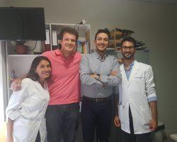 Cuatro médicos se incorporaron a nuestro Hospital Marco Chamorro