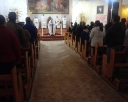 Padre Severino Martínez se despide de Porvenir para iniciar una nueva misión