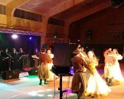 Primer encuentro folclórico organizado por la Ilustre Municipalidad de Timaukel