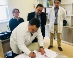 Nuevo director del Hospital de Porvenir destaca que la participación será el sello de su gestión
