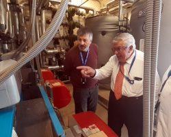 Los Hospitales de Natales y Porvenir tendrán equipos de co-generación eléctrica