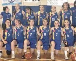 Básquetbol femenino logró bronce y Magallanes terminó antepenúltimo en la clasificación general