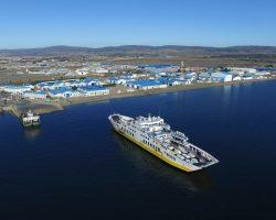 Barcaza Melinka reemplazará al Pathagon en el cruce a Porvenir