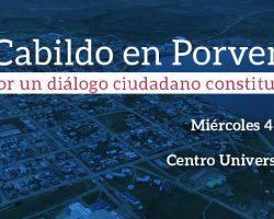 Centro Universitario de la UMAG convoca a cabildo constituyente en Porvenir